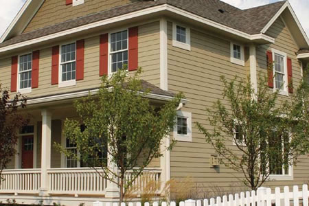 Siding Replacement & Installation