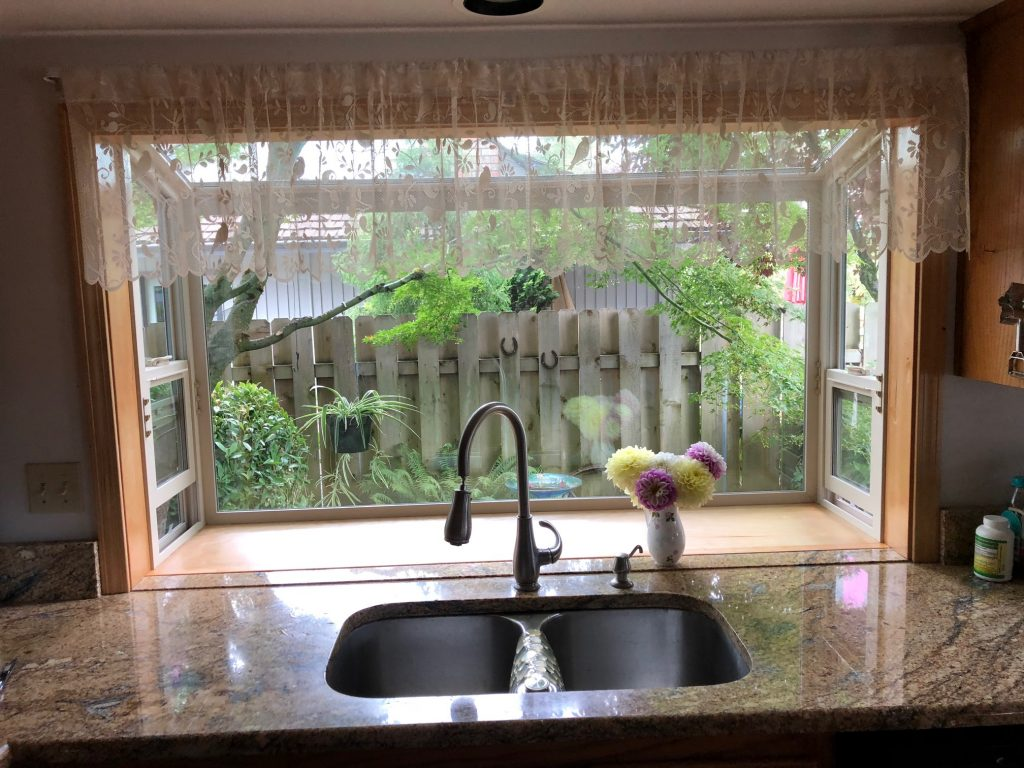 New Garden Window - Affordable Home Remodeling
